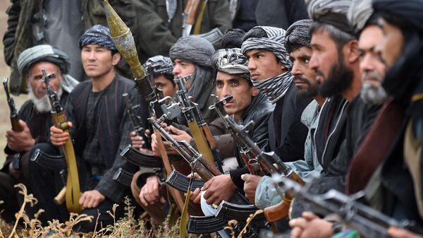 Боевики движения Талибан - Sputnik Латвия