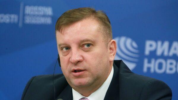 Член Совета Федерации Алексей Кондратьев  - Sputnik Латвия
