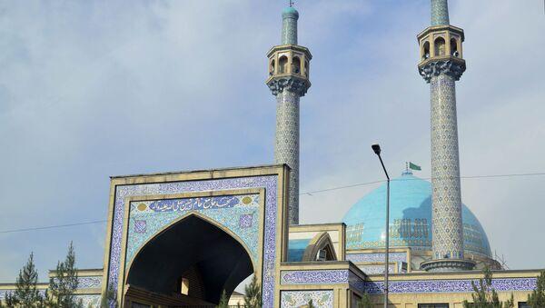 Мечеть в Кабуле - Sputnik Латвия