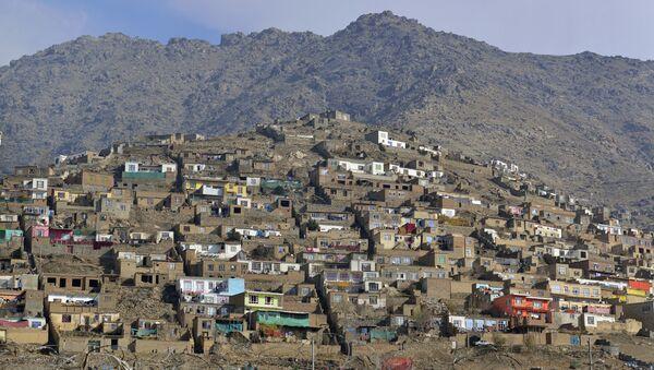 Дома в городе Кабул - Sputnik Латвия