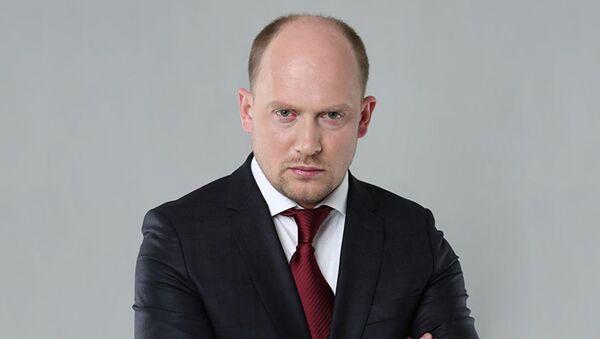 Кандидат в президенты Украины Сергей Каплин - Sputnik Latvija