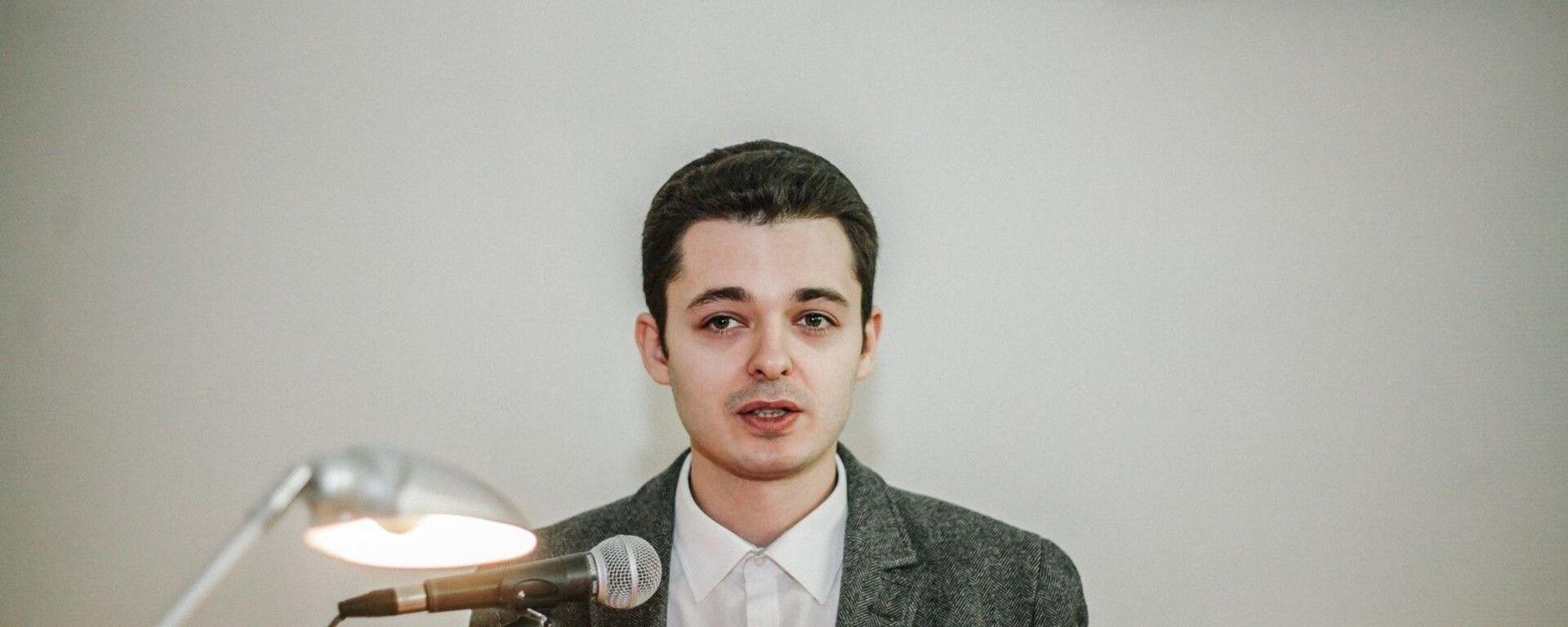 Павел Фельдман - Sputnik Латвия, 1920, 26.04.2021