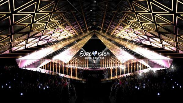 Конкурс песни Евровидение-2019 пройдет в Тель-Авиве  - Sputnik Latvija