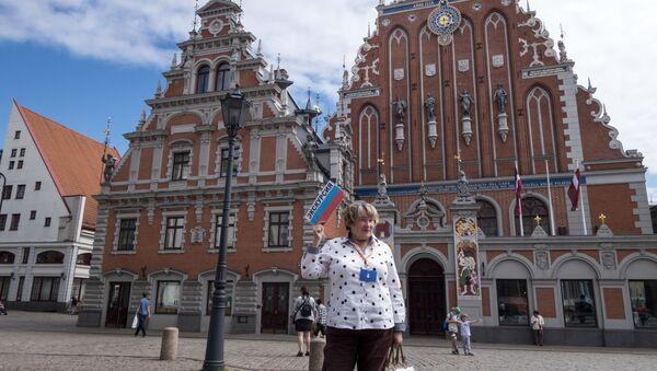 Ратушная площадь в Риге - Sputnik Латвия