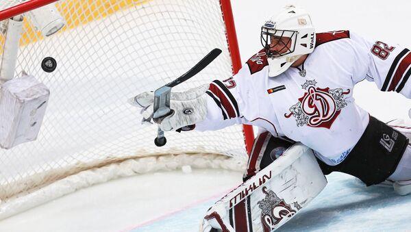 Хоккей. КХЛ. Матч ЦСКА - Динамо (Рига) - Sputnik Латвия