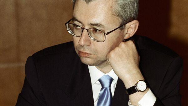 Игорь Малашенко, 1 февраля 1997 года - Sputnik Латвия