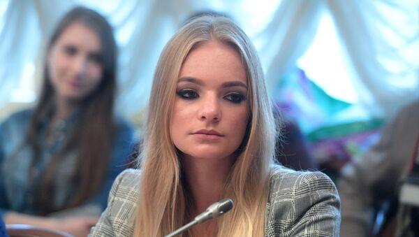 Елизавета Пескова, архивное фото - Sputnik Latvija