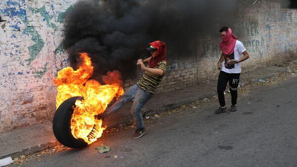 Ситуация в Венесуэле, 23 февраля 2019 - Sputnik Латвия