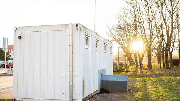 Золотой туалет в Каунасе - Sputnik Latvija