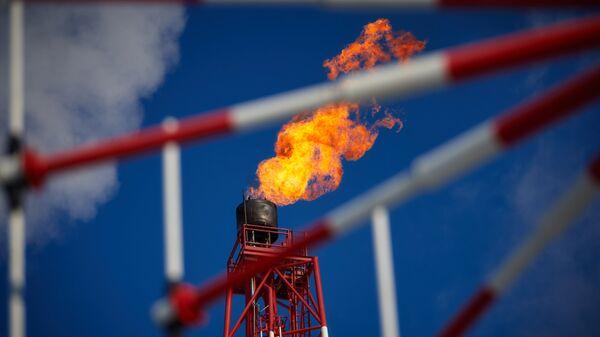 Naftas pārstrādes platforma - Sputnik Latvija