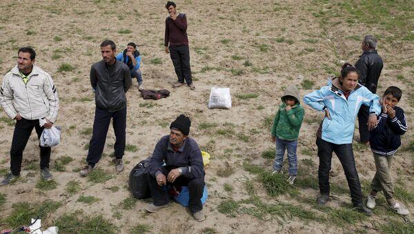 Bēgļi - Sputnik Latvija