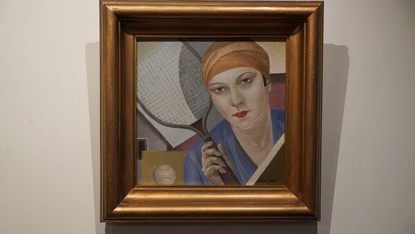Теннисистка - икона эпохи эмансипации - Sputnik Латвия