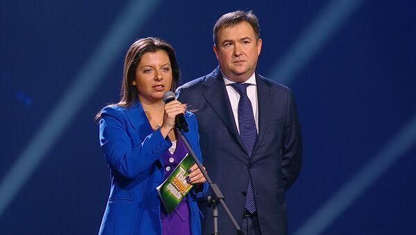 Маргарита Симоньян_Кремль - Sputnik Латвия