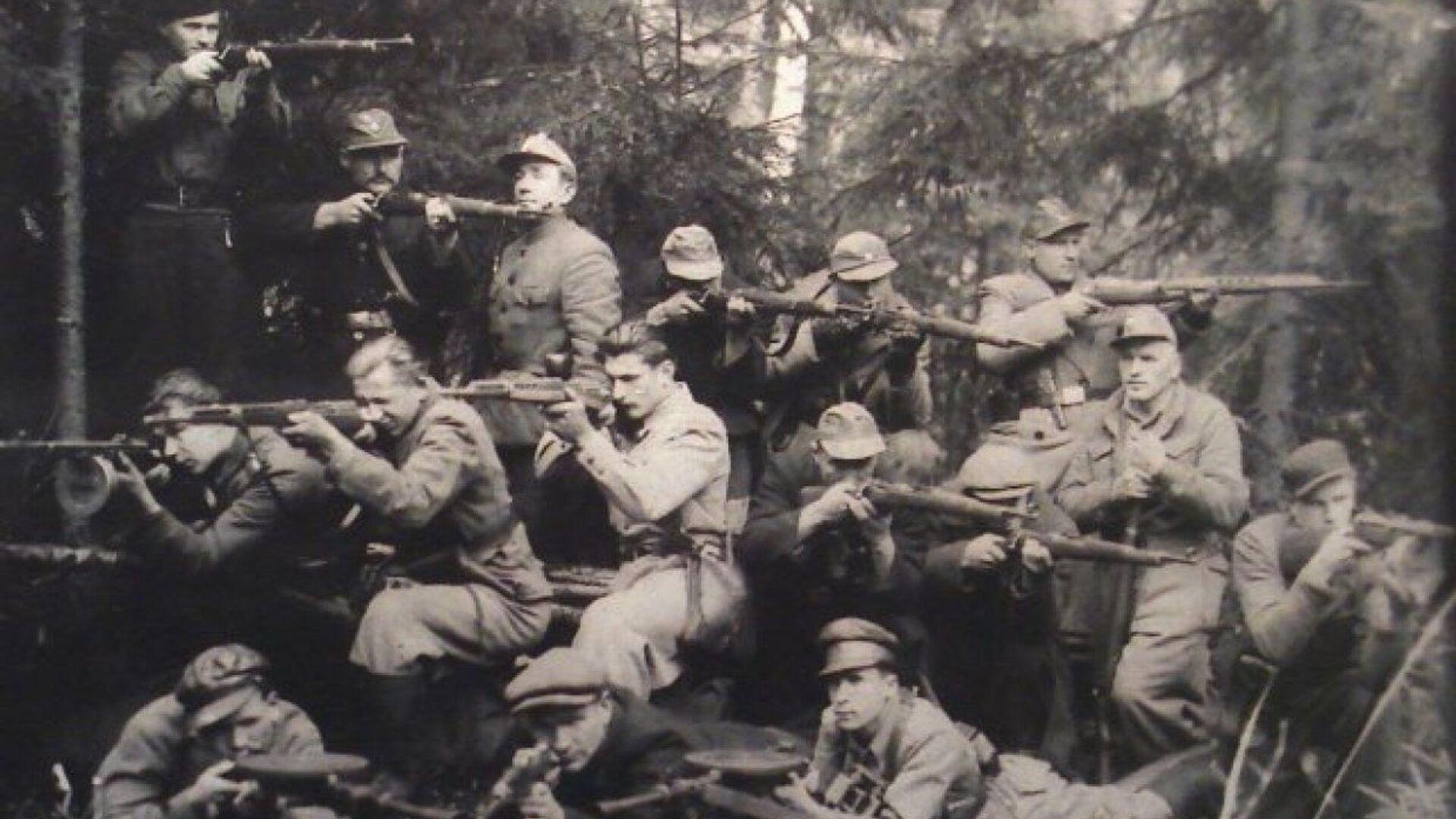 Лесные братья - Sputnik Latvija, 1920, 18.08.2021