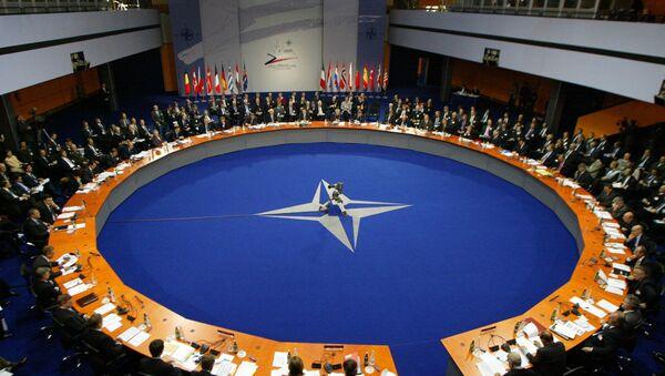 Саммит НАТО в Праге. 21 ноября 2002 - Sputnik Latvija