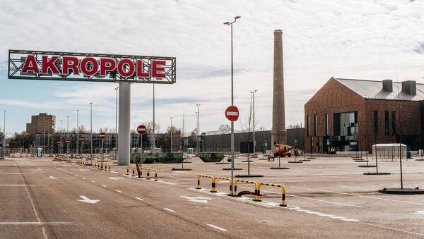 Торговый центр Akropole - Sputnik Латвия