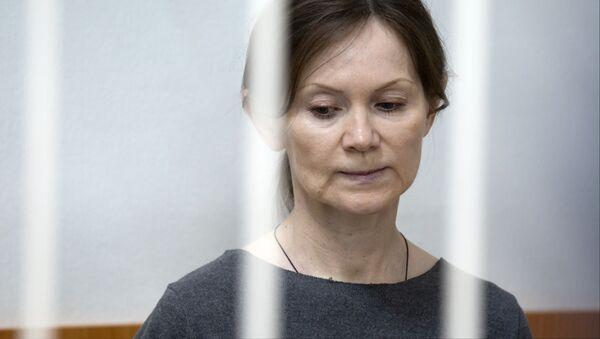 Экс-директор компании Парк-отель Сямозеро Елена Решетова - Sputnik Латвия