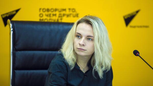 Маргарита Некрасова - Sputnik Латвия