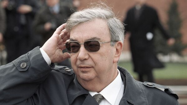 Премьер-министр РФ Евгений Примаков - Sputnik Латвия