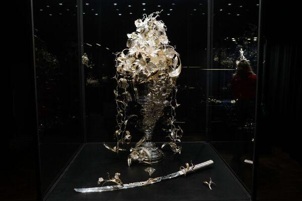 Музей живого серебра в Риге - Sputnik Латвия