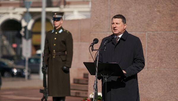 Шествие в День памяти жертв коммунистического террора - Sputnik Latvija