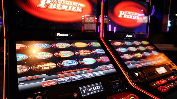 Игровой автомат в казино - Sputnik Латвия