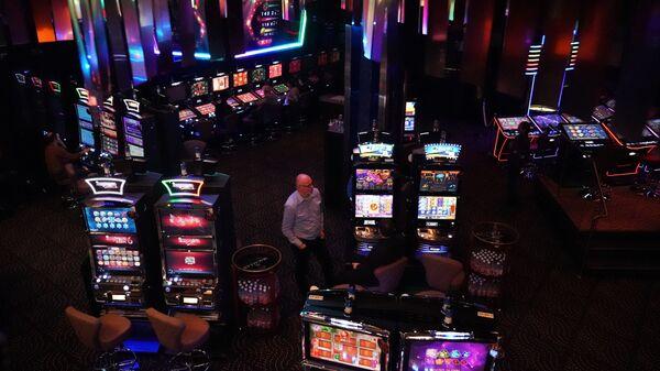 Игровые автоматы в казино - Sputnik Латвия