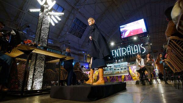 Открытие Рижской недели моды - Sputnik Латвия