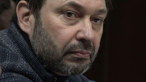 Суд в Киеве продлил арест Кирилла Вышинского до 24 мая - Sputnik Латвия