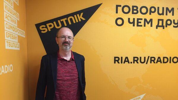 Президент фонда Основание Алексей Анпилогов  - Sputnik Латвия