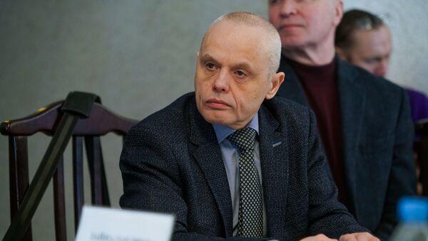 Генеральный консул России в Даугавпилсе Владимиров Андрей Юрьевич - Sputnik Латвия