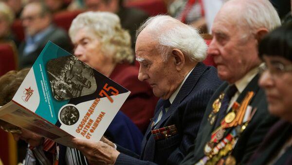 12-я конференция организаций российских соотечественников Латвии - Sputnik Латвия