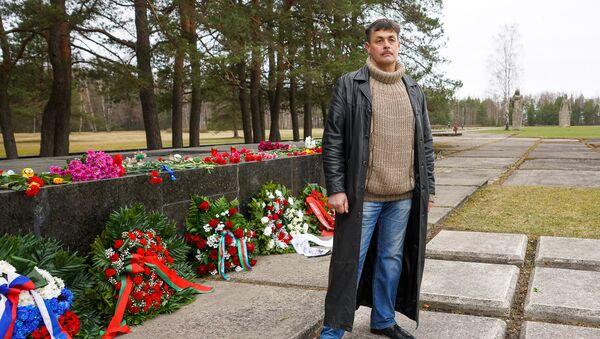 Историк Игорь Гусев - Sputnik Latvija
