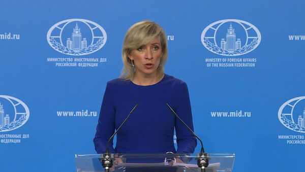 Захарова: в истории с Ассанжем свободу слова предали забвению - видео - Sputnik Латвия