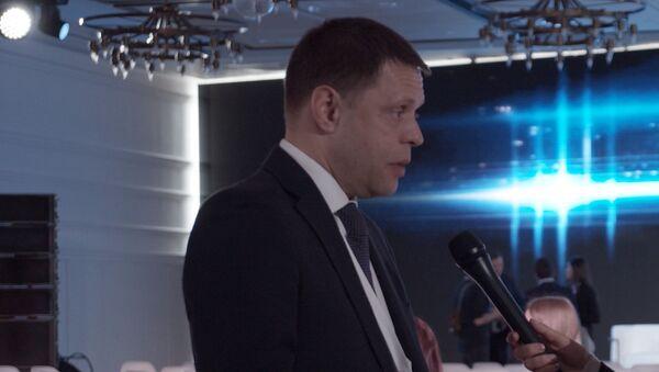 Бывший вице-мэр Риги Вадим Баранник - Sputnik Латвия