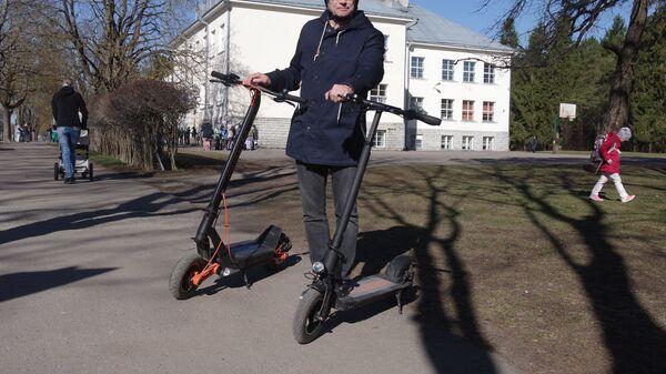 Советник по культуре Кейлаской мэрии Яанус Вяльямяэ - Sputnik Latvija