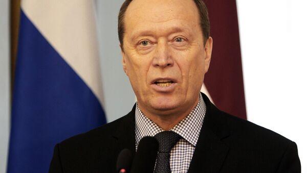 Посол РФ в Латвийской Республике Александр Вешняков - Sputnik Латвия