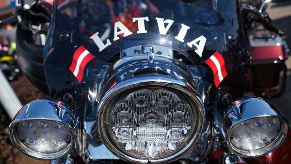 Открытие мотосезона-2019 в Риге - Sputnik Латвия