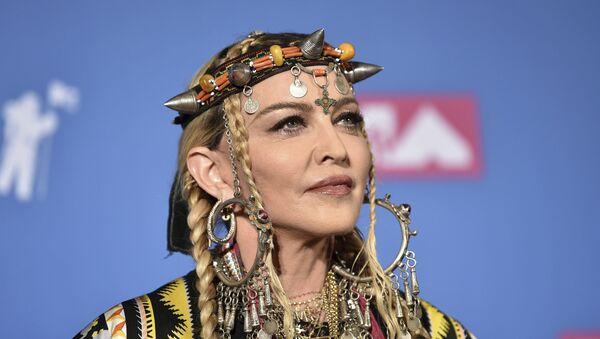 Певица Мадонна - Sputnik Латвия