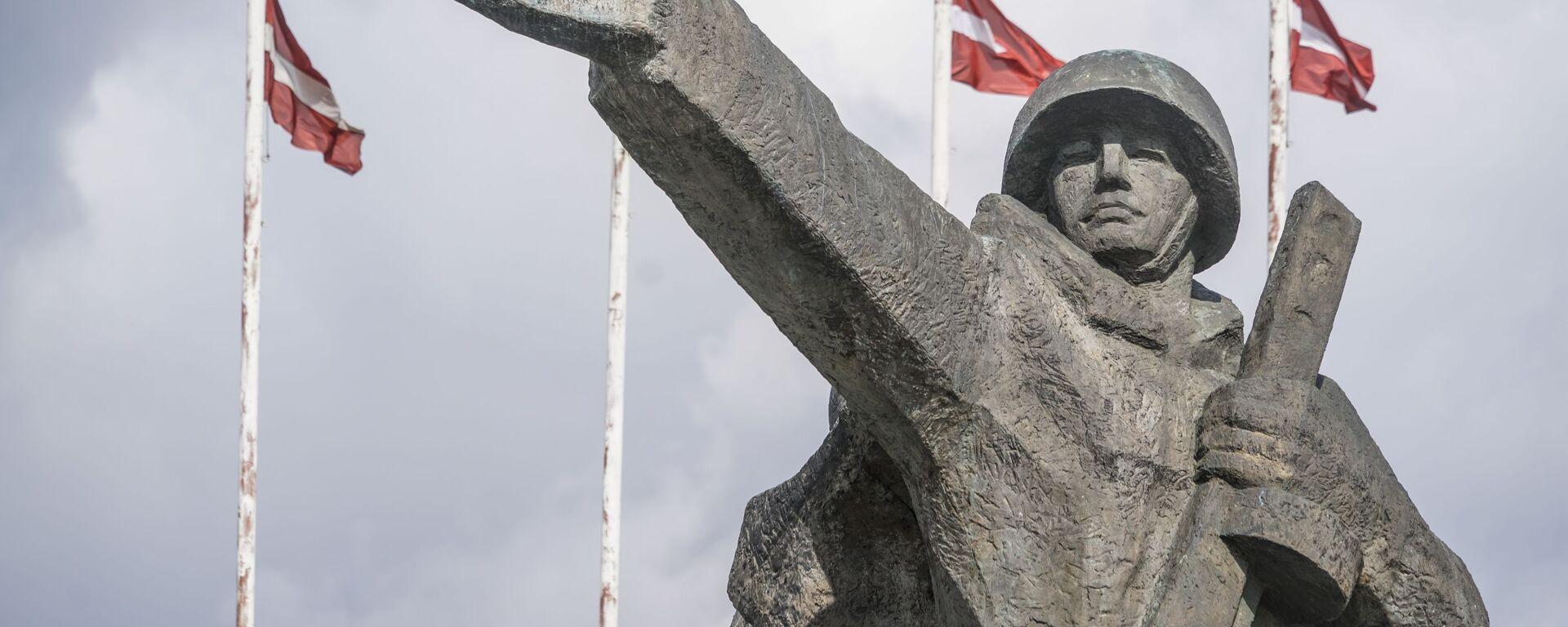 Памятник Освободителям Риги - Sputnik Latvija, 1920, 02.05.2021