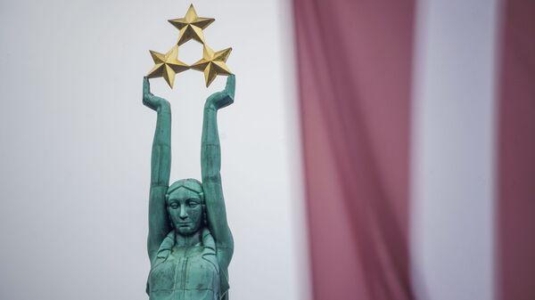 Празднование годовщины восстановления независимости Латвийской Республики в Риге  - Sputnik Latvija