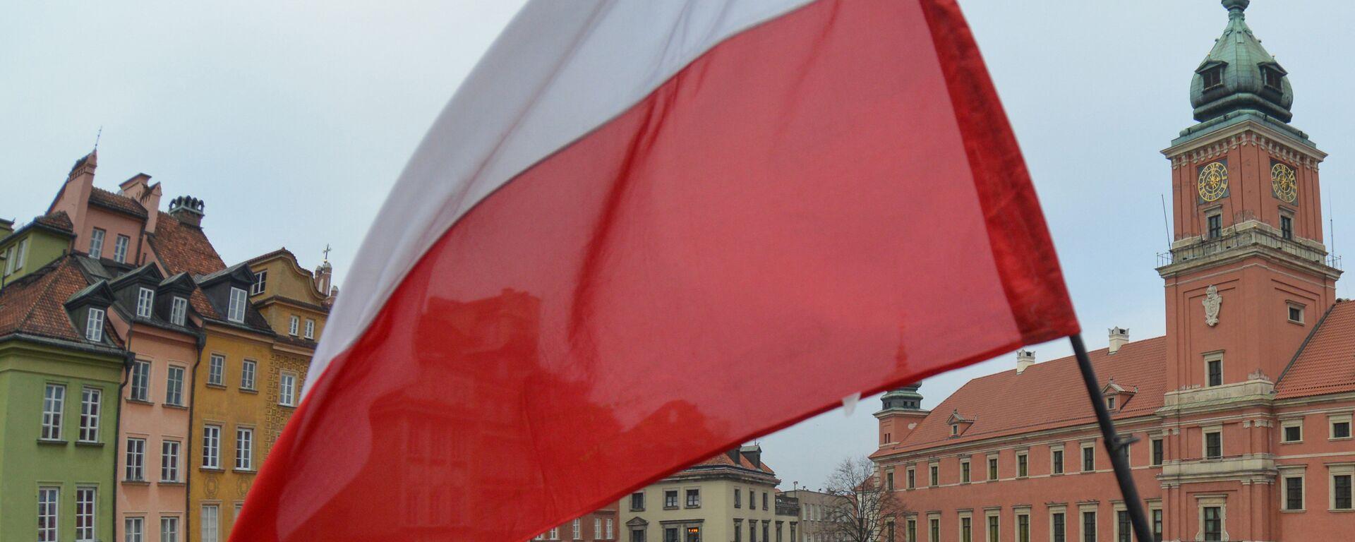 Флаг Польши - Sputnik Латвия, 1920, 13.12.2018
