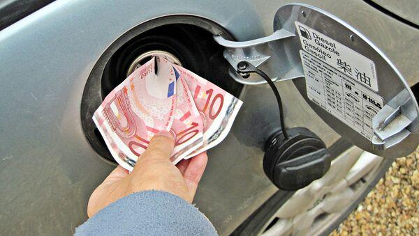 Стоимость бензина - Sputnik Латвия