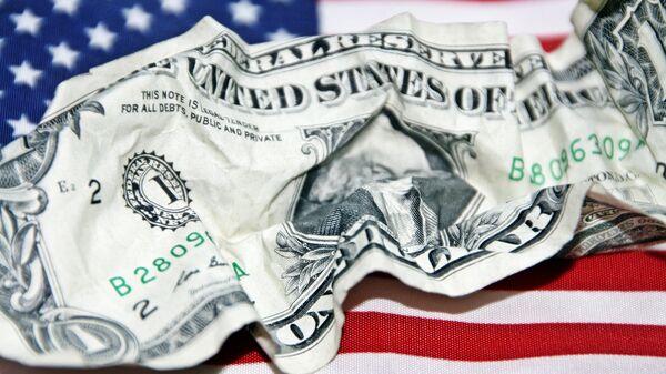 Американский доллар - Sputnik Latvija