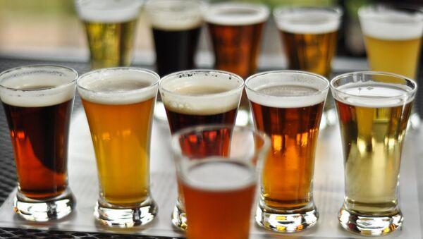 Stiprie alkoholiskie dzērieni. Foto no arhīva - Sputnik Latvija