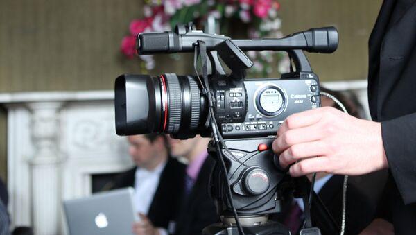Видеокамера - Sputnik Латвия