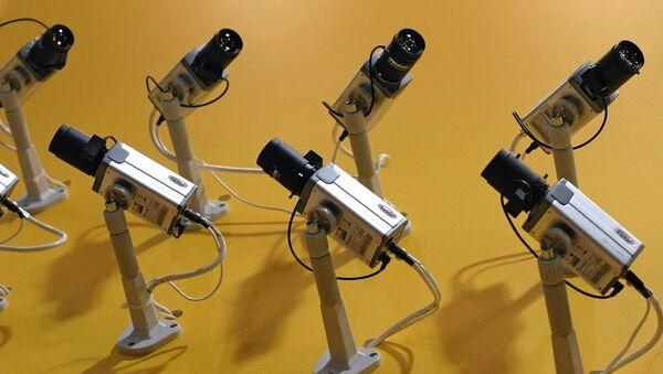 Videonovērošanas sistēmas. Foto no arhīva - Sputnik Latvija