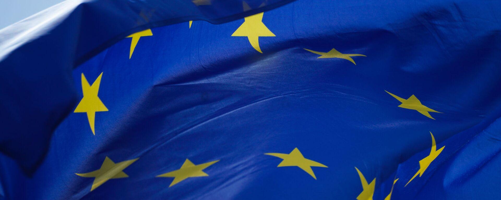 Флаг Европейского союза - Sputnik Latvija, 1920, 04.05.2021