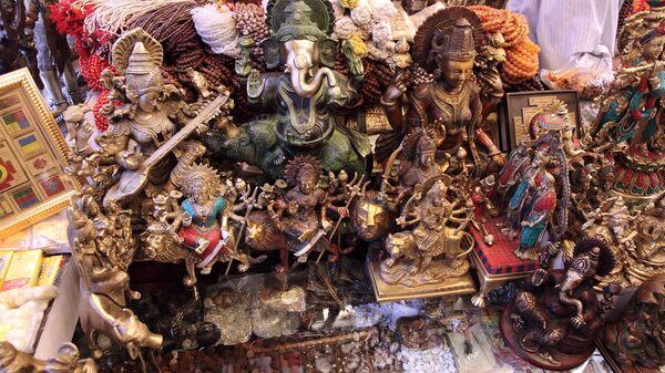 Миллион статуэток индуистских божеств  - Sputnik Латвия