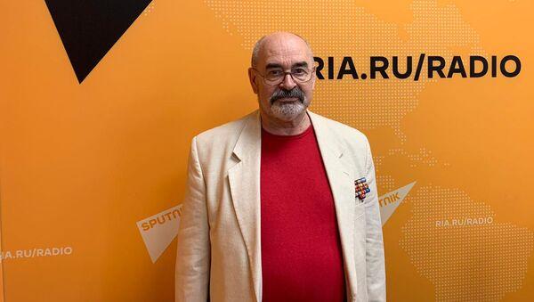 Военный эксперт, полковник в отставке Виктор Литовкин - Sputnik Латвия